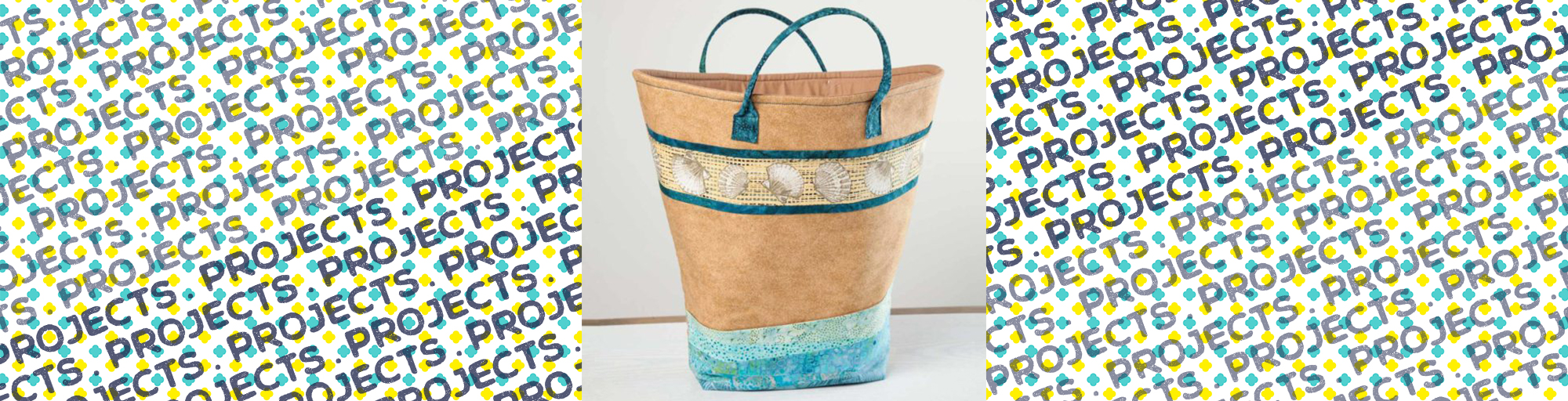 janome sewing project casual bag