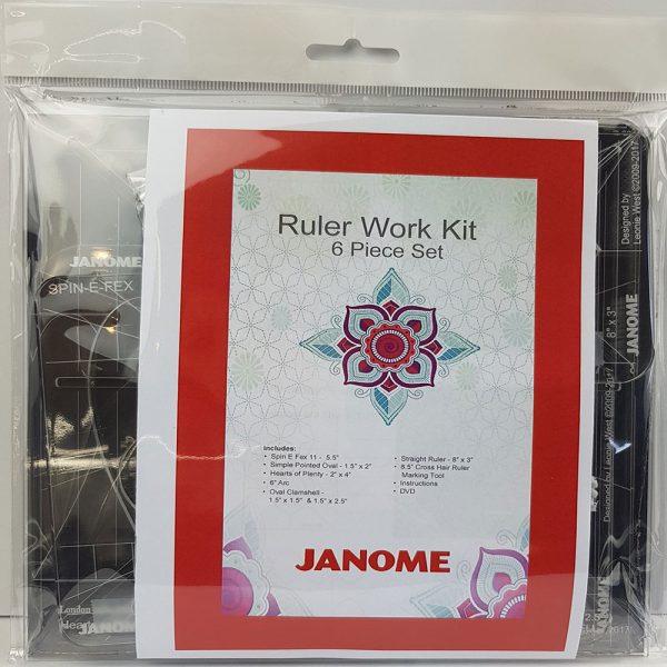 Ruler Work Kit